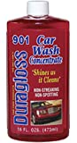 DURAGLOSS CAR CARE PRODUCTS 901 CAR WASH CONCENT