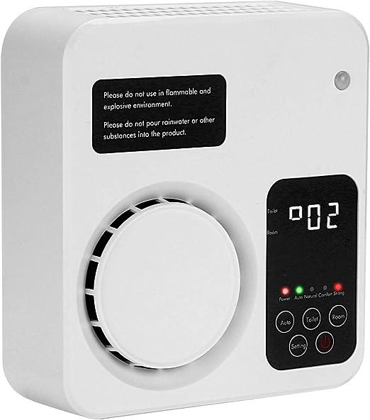YCD Generador de ozono ionizador de purificador de Aire para el ...
