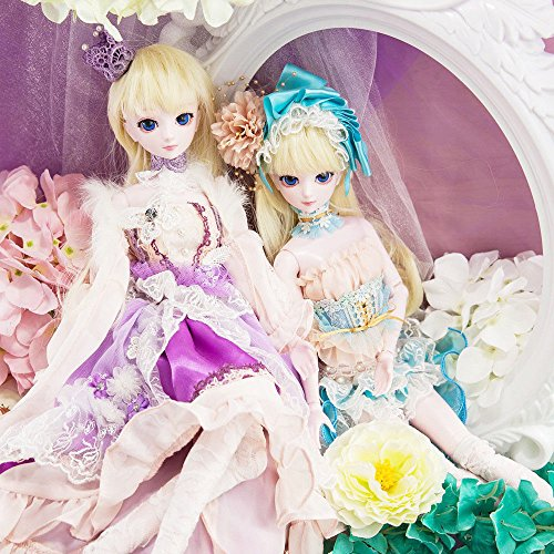 Isabella BJD Dolls 1/4 SD Doll 45cm 18'' Jointed Dolls Toy Gift for Girl by EVA BJD (Image #7)
