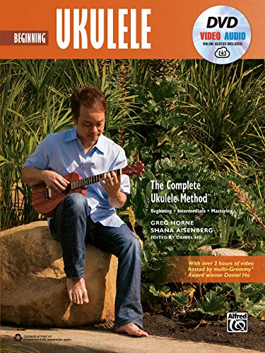 The Complete Ukulele Method -- B...