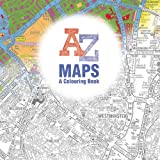 Maps - A Colouring Book