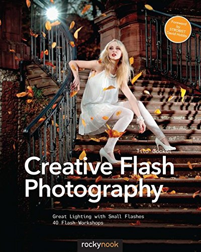 Make a big impression with small flashes! In this book, Tilo Gockel shows you how to make magic by mastering the use of light. You will learn how to use speedlights to create amazing photographs in any lighting situation. Tilo uses 40 lighting wor...