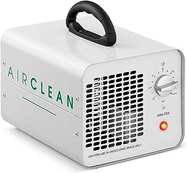 Ulsonix Generador de ozono profesional AIRCLEAN 10G-WL Purificador ...