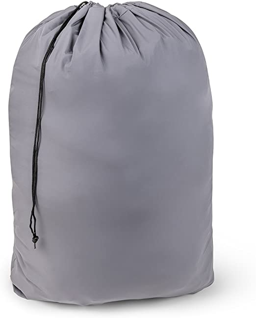My Sales Laundry Bags Set of 3 Large Laundry Bags with Locking Drawstring Closure For Camp or Home Dorm Assorted Colors /& Fabrics