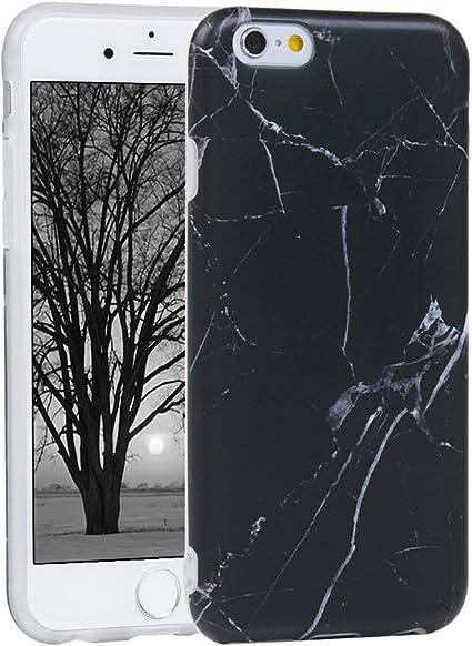 cover iphone se marmo nero