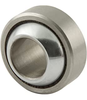 Pack of Wssx14T Teflon Coated 7//8 Inch Hole Uniball Joint Spherical Bearing 4
