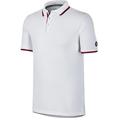 Nike Hombre SB Polo - 836721-100, Blanco: Amazon.es: Deportes y ...