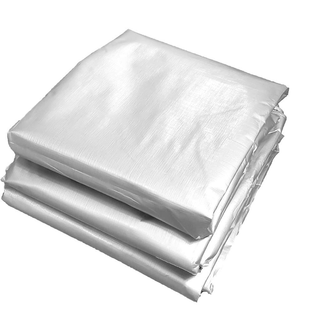 4mx6m Tarpaulin HLF Waterproof rope, sunscreen corrosion resistance, greenhouse insulation cover, carport roof insulation