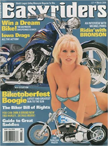 Nude girl easy rider