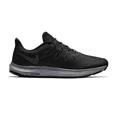 0412b6035ceea Nike Mens Quest Black Anthracite Cool Grey Size 7.5