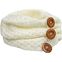 Yuson Girl Sciarpa Donna Inverno donna Inverni scialle maglione Wrap Maglia Scialle Inverno Donna, Poncho Donna Invernale collo sciarpa
