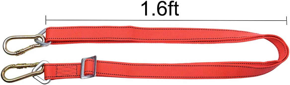 Outdoor Adjustable Tree Climbing Rappelling Belt Rigging Rock Harness Safety