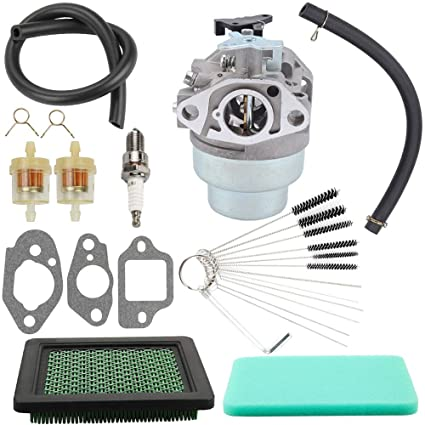 For Honda GCV160 GCV160A Engines Lawn Mower Fuel Line Filter Gasket Carburetor
