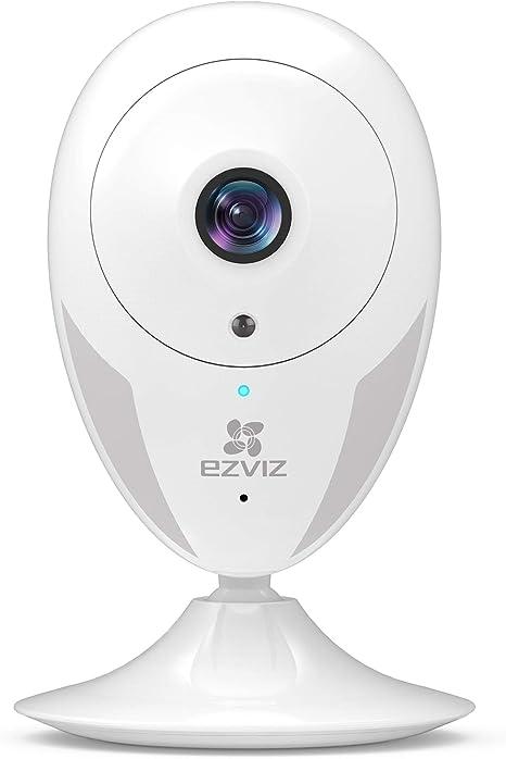 Videokamera innen IP Cam mit Bewegungsmelder Nachtsicht Handy Überwachungs App