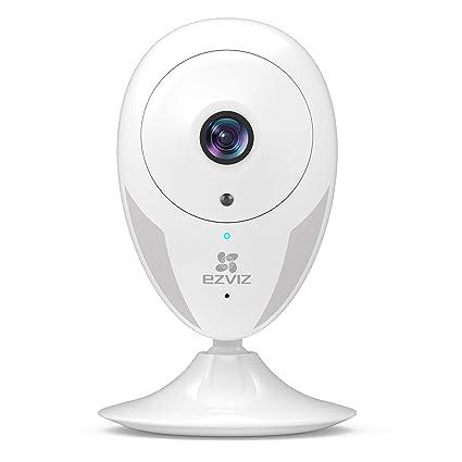 EZVIZ Cámara de vigilancia wifi interior 720P HD cámara ip wifi cámara de seguridad WiFi 2.4