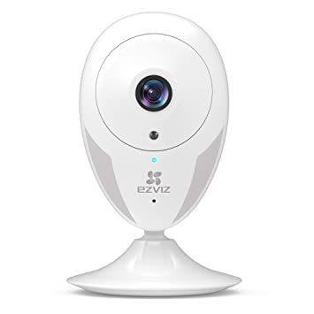 EZVIZ Cámara de vigilancia WiFi Interior 1080P Full HD cámara IP WiFi cámara de Seguridad Hogar