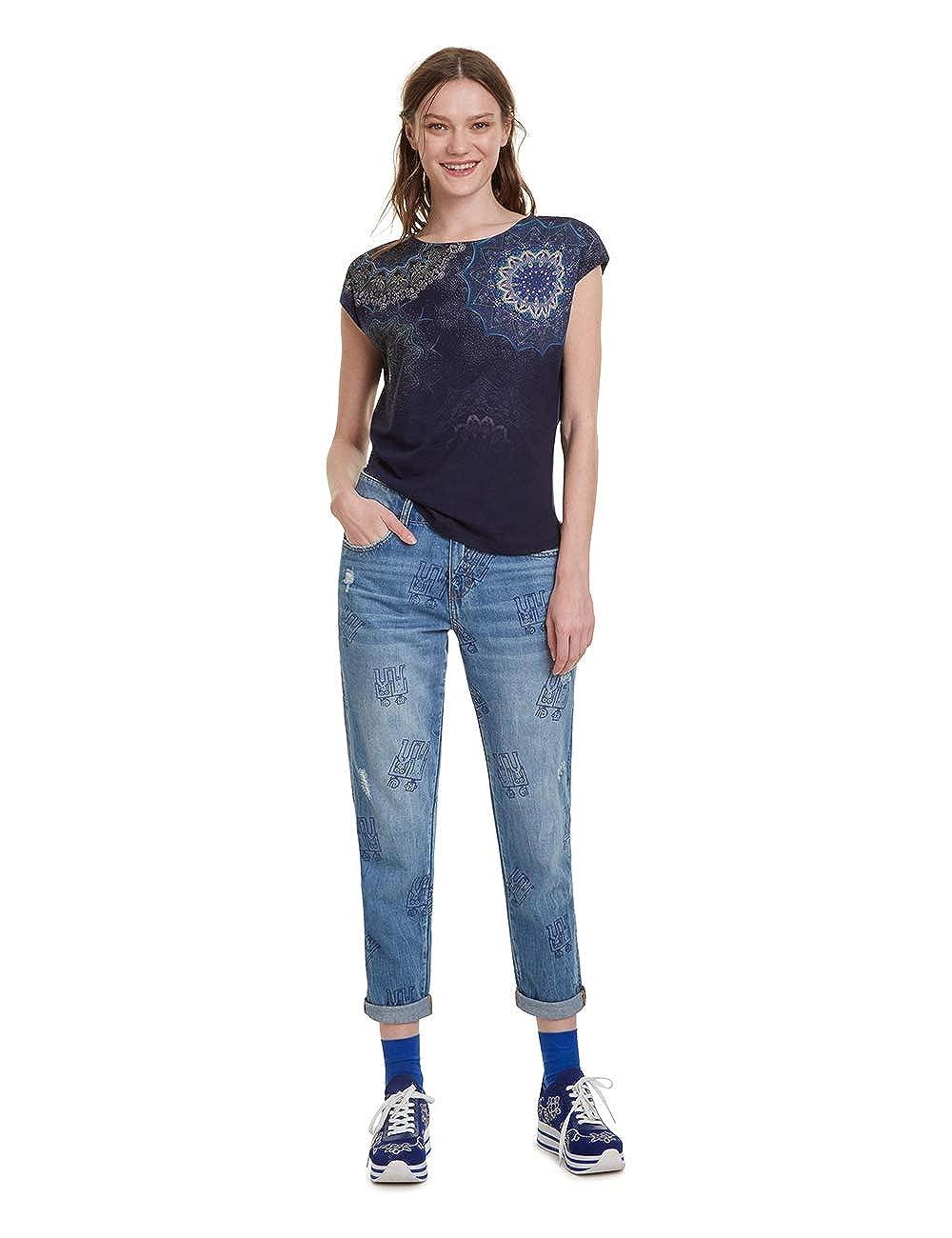 Desigual T-Shirt Mara Maglietta Donna