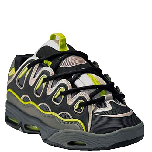 e57d297d Sample Osiris D3 Black Charcoal Lime EU42 9US, Negro (Negro), 42 1/2:  Amazon.es: Zapatos y complementos