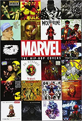 Amazon.com: Marvel: The Hip-Hop Covers Vol. 1 (9781302902339 ...
