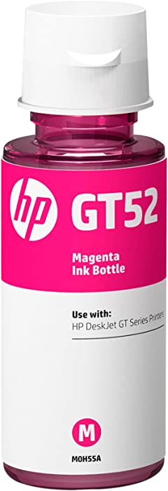 HP No. GT52 Refill Ink Magenta