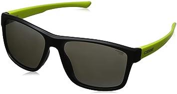 Cébé Baxter Gafas de Sol Adultos Unisex Matt Black Lime Large