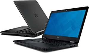 Dell Latitude E7450 14 Inch FHD (1920x1080) LED Business Ultrabook Intel Core 5th Generation i7 i7-5600U 16GB DDR3L 256GB Solid State Drive Webcam WiFi Windows 10 Pro (Renewed)