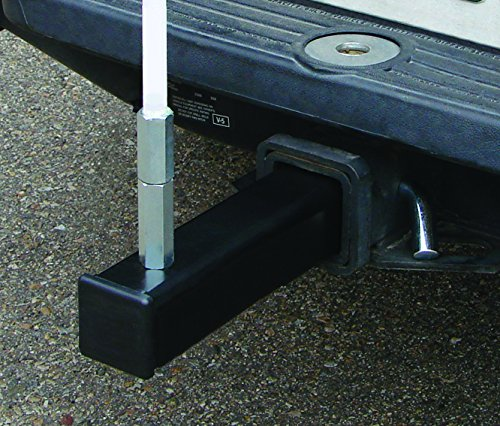 Checkers Industrial Safety Products FS7015 Non-Powered Hitch Mount with Threaded Hex Base by Checkers Industrial Safety Products