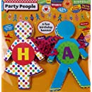 TALKING TABLES CAKE CENTRAL People Birthday Banner