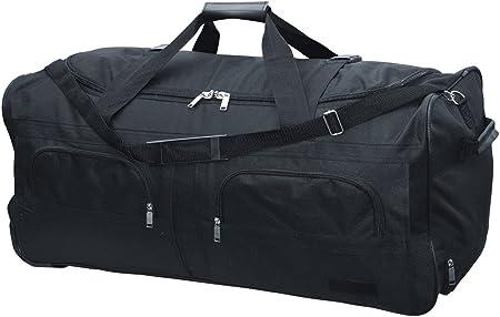 Borsa sportiva borsa da viaggio con manico telescopico allungabile Sport Borsa da viaggio 100 L