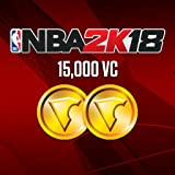 NBA 2K18: 15000 VC - PS4 [Digital Code]