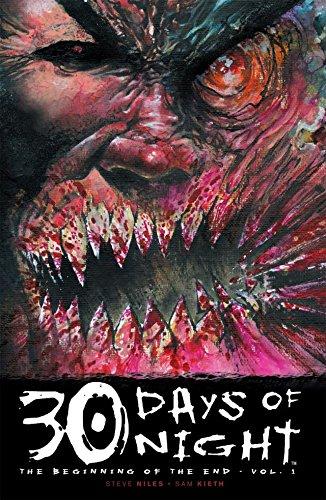 Amazon 30 Days Of Night Ongoing Vol 1 Ebook Steve Niles Sam