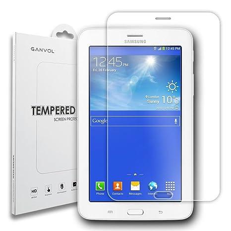 groothandelsprijs groot assortiment lage prijs verkoop Ganvol Premium Tempered Glass Screen Protector for Samsung Galaxy Tab 3  Lite 7.0 Inch SM-T110 T116 T111