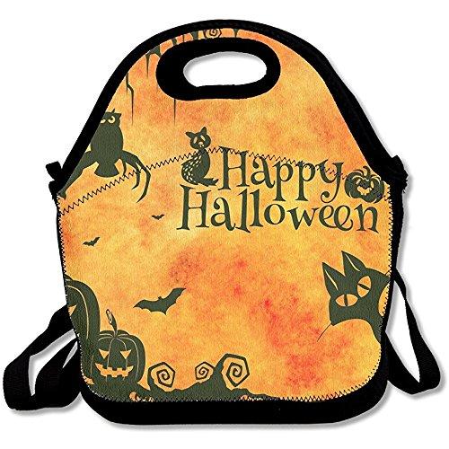 Starophi Happy Halloween Sketch Lunch Bag -