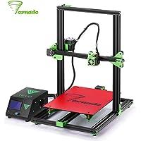 tevo Tarántula estándar Impresora 3d grandes Impresión Tamaño 300x 300x 400mm, pantalla LCD alta precisión Impresora 3d DIY 3d printer Kit