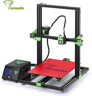 TEVO Tarantula Standard 3D Drucker Große Druckgröße 300X 300 X 400mm, LCD Display Hohe Präzision 3D Drucker DIY 3D Printer Kit
