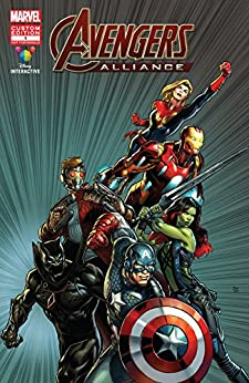 Marvel Avengers Alliance (2016) #1 (English Edition) por [Nicieza, Fabian]