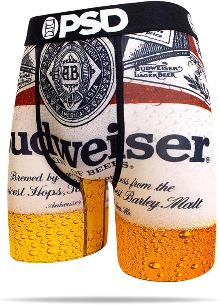 PSD mens Brew Busweiser