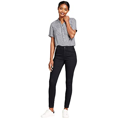 a5b9923804b3 Image Unavailable. Image not available for. Color: A New Day Target - Women's  Skinny Chino Pants - Size 0