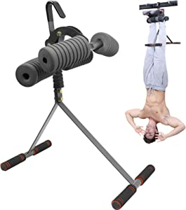 WINTECY Anti Gravity Inversion Hanging Equipment, Fitness Headstand Machine for Handstand Exercise, Workout, Gym, Home