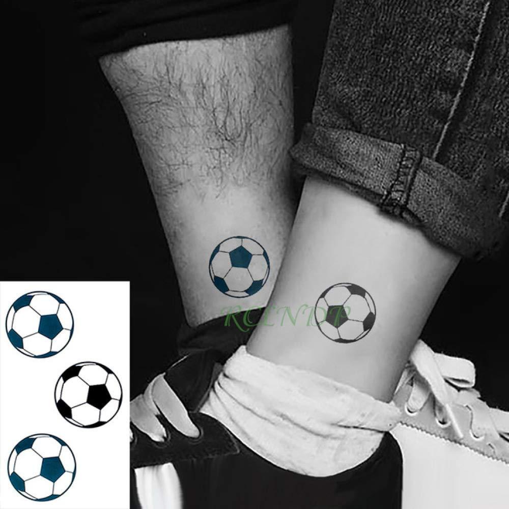 adgkitb 5piezas Impermeable Tatuaje Temporal Pegatina Nota Musical ...