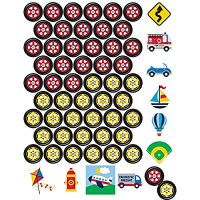 Imaginetics Travel Bingo Game – Includes 62 Magnets: Toys & Games