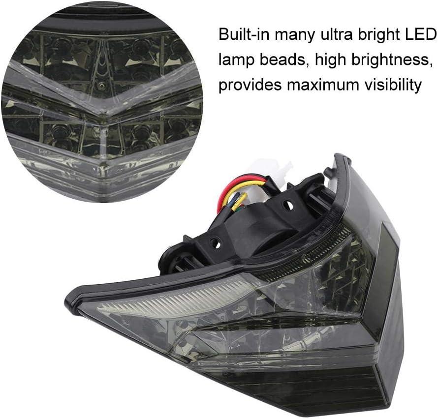 1 PC de clignotants clignotants /à LED pour Kawasaki Ninja 250 300 2013-2015. Feux arri/ères
