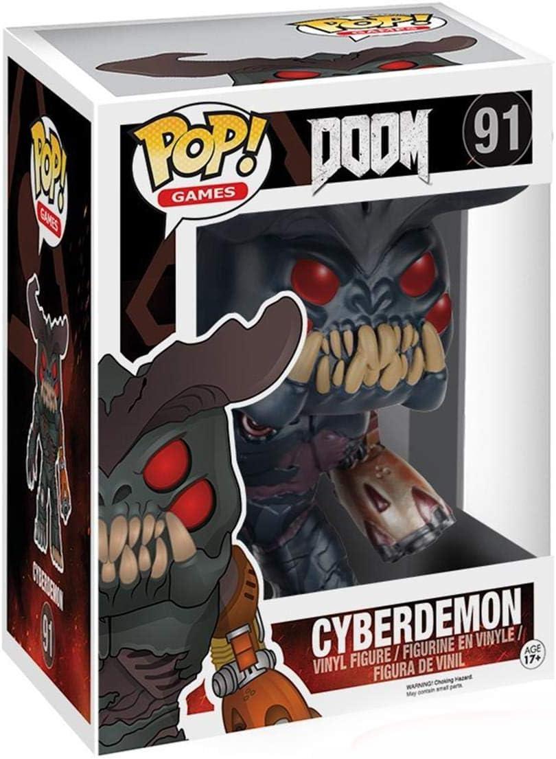 POP! Vinilo - Games: Doom: 6