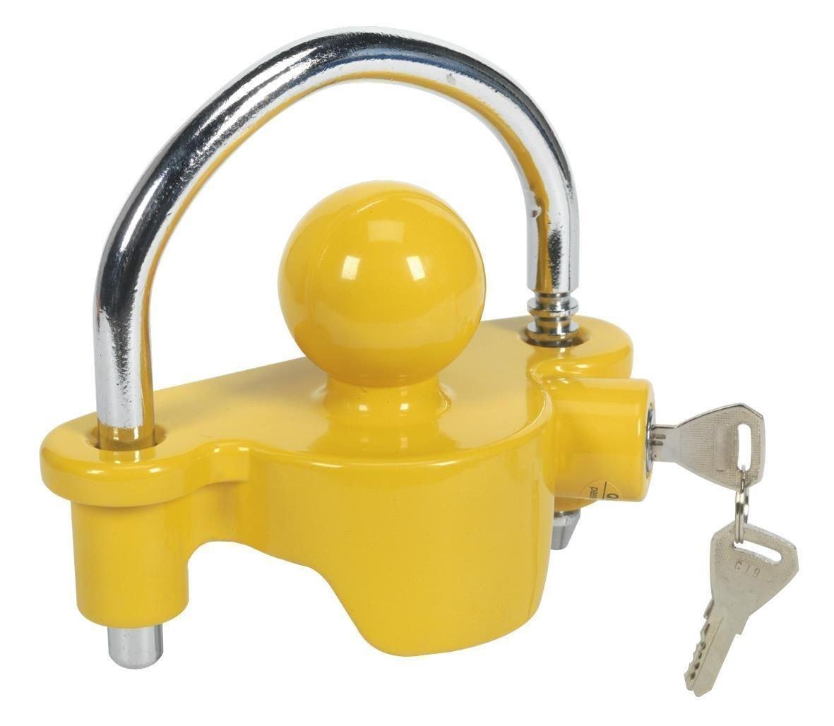 /16/Feb-20/ Generic qy-uk4/ caravana remolque sal Cou Univers Universal de seguridad acoplamiento ecurity para bola Lock Candado para bola de enganche de ll Lock Lock /912/* 1/* 2812/*