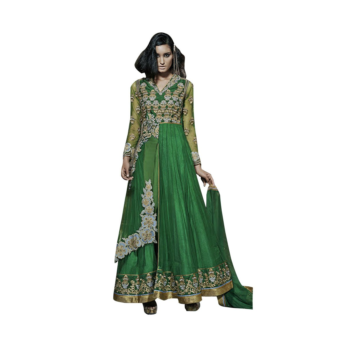 New Launched Eid Hijab Kaftan Collection Indian Gown Anarkali Shalwar Suit Ceremony Muslim H1