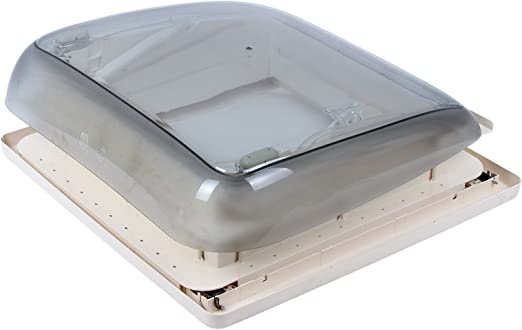 Dometic Seitz Mini-Doppelkassettenrollo grau 780x700