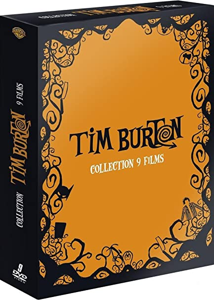 Tim Burton - Coffret 9 films [Francia] [DVD]: Amazon.es: Johnny ...