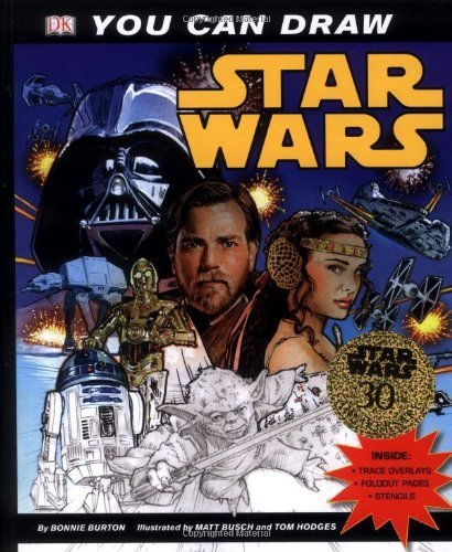 you can draw star wars - 7