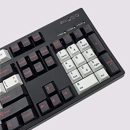 DIY tecla clave 104 piezas / Set de la valoración PBT Cinco ...