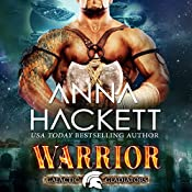 Warrior: Galactic Gladiators, Book 2 | Anna Hackett